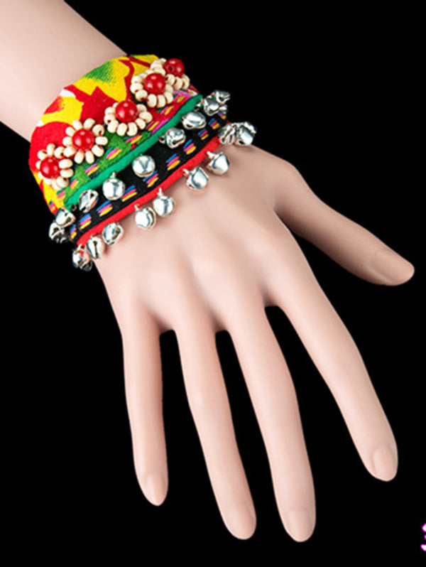 Vintage Embroidered Wrist Guard