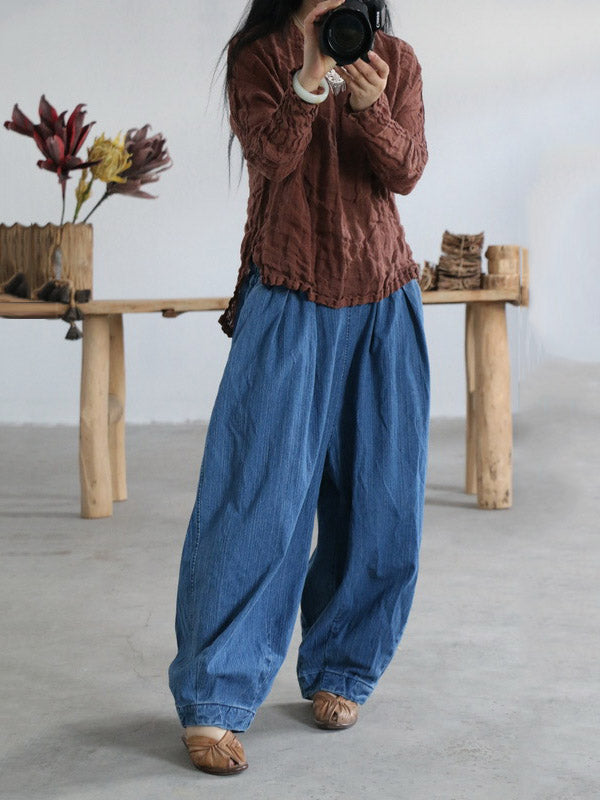 Super Loose Retro Pants