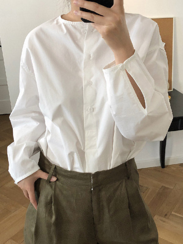 Loose Simple Shirt
