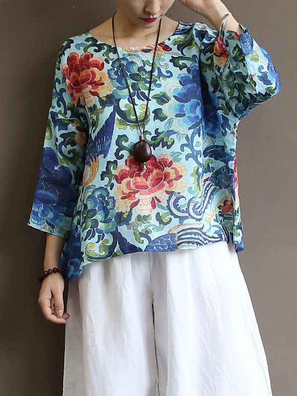 Original Loose Printed Shirt