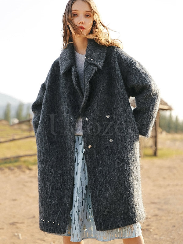 Liebo Loose Wool Coat