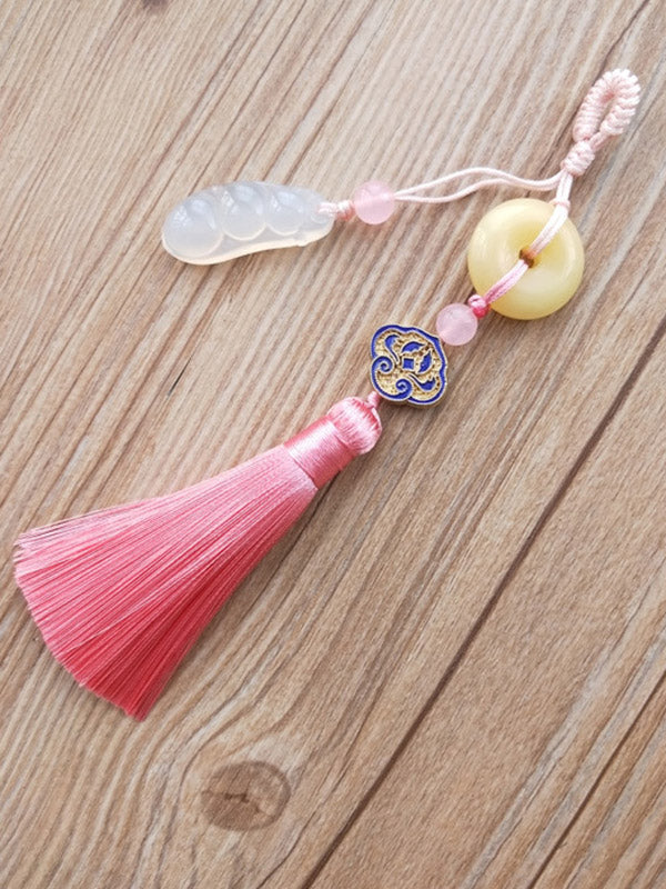 Vintage National Style Cheongsam Tassel Decoration