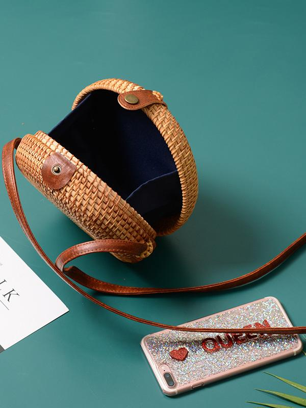 Rattan Forest Handmade Bohemia Mini Bag