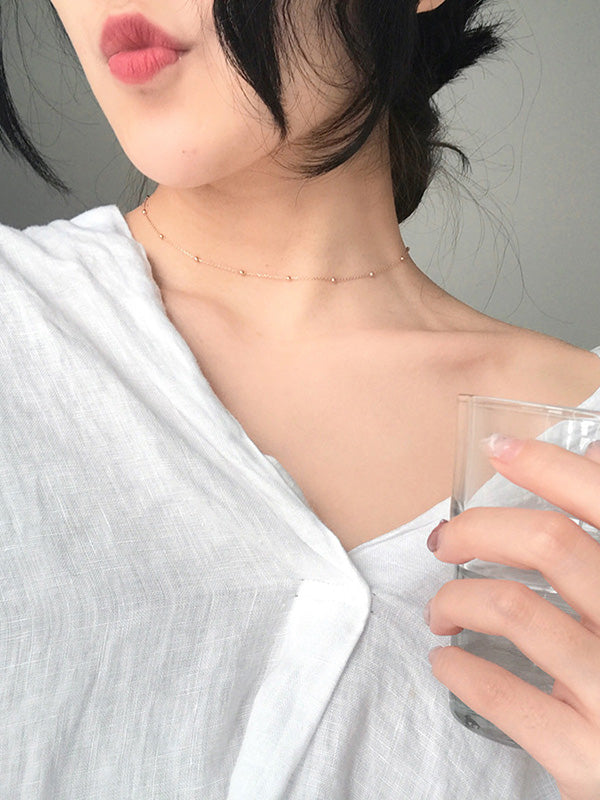 Simple Delicate Necklace
