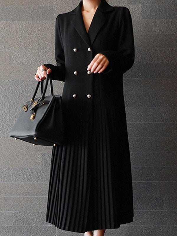 Loose Elegant Folk Chic Long Dress Cover-up
