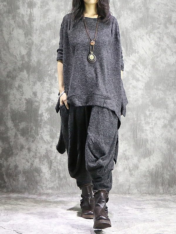 High Quality Wool Irregular Suits
