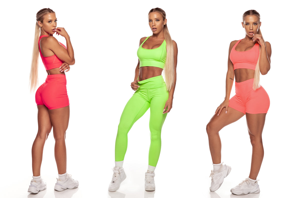 NEON LOOKBOOK