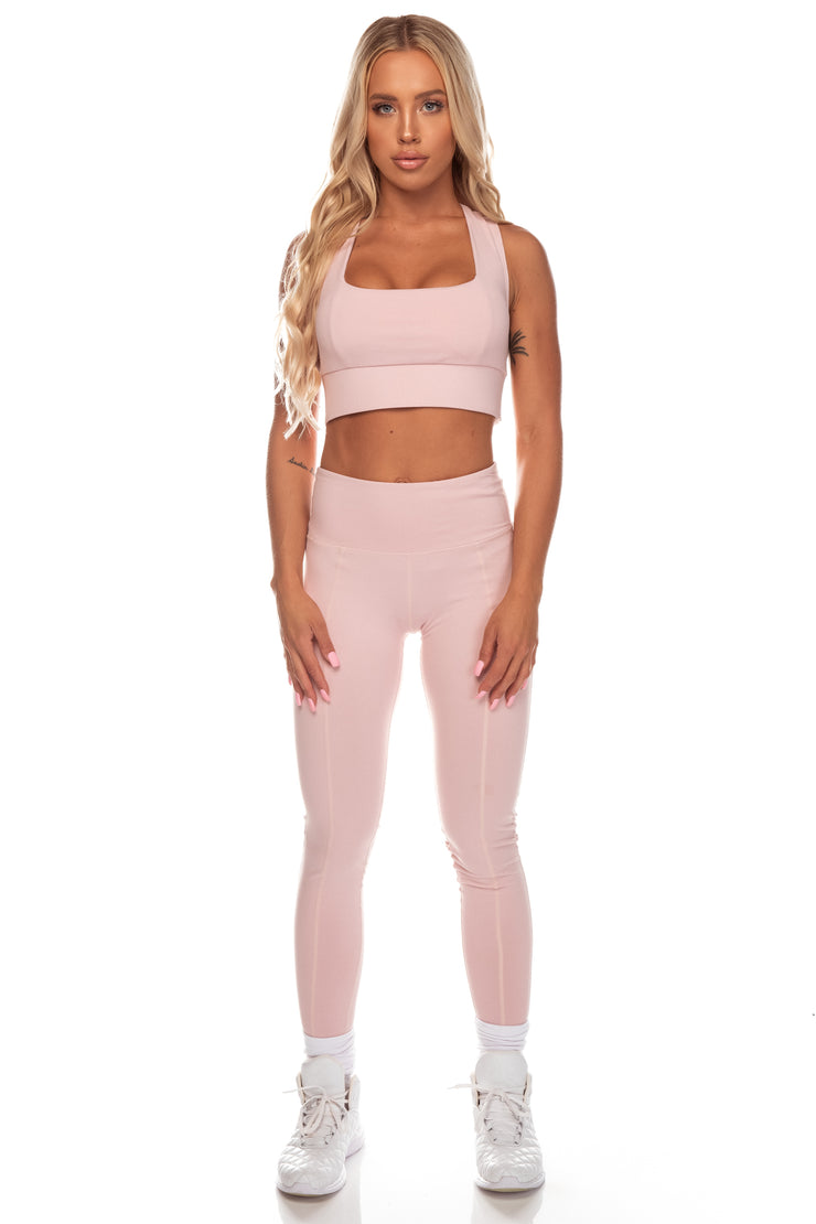 Benefit Pink Leggings