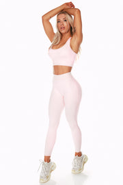 Sample -  Staple Pale Pink Sports Bra