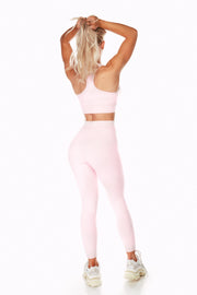 Staple Pale Pink Leggings