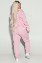 Light Pink Sweats