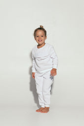 White Mini Tracksuit