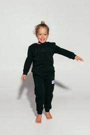 Black Mini Tracksuit