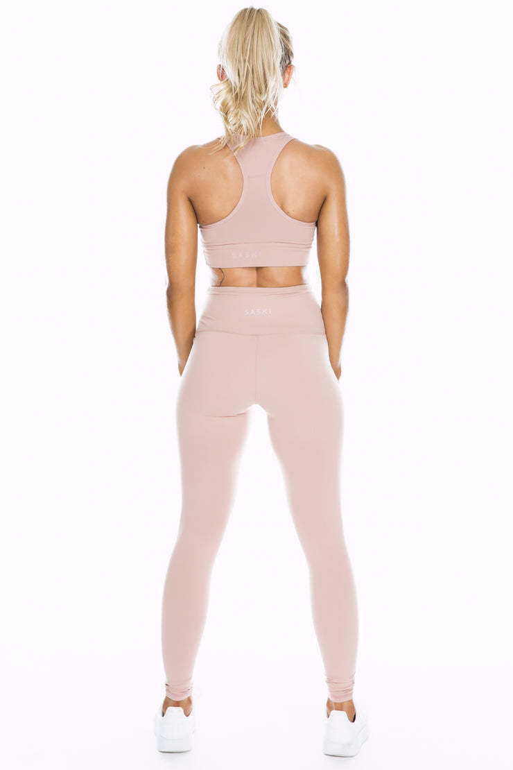 Sample - Dusty Pink Sports Bra