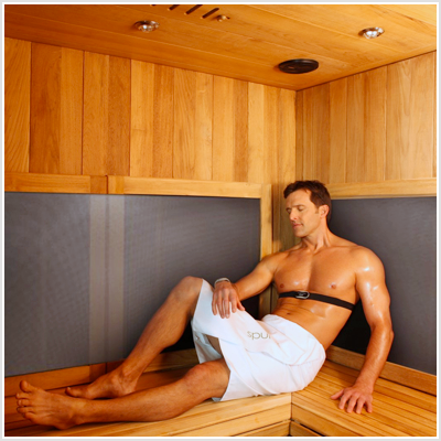 Infrared Sauna (1 session)