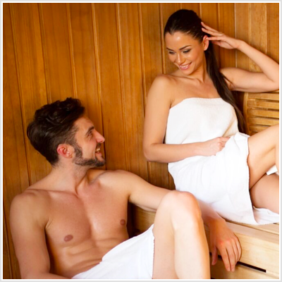 Infrared Sauna & Cryo Spa (10 sessions)
