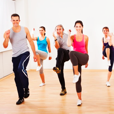 Fitness Classes (40 sessions)