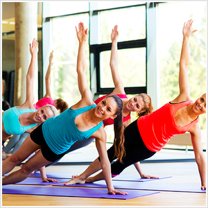 Yoga Classes (10 session)