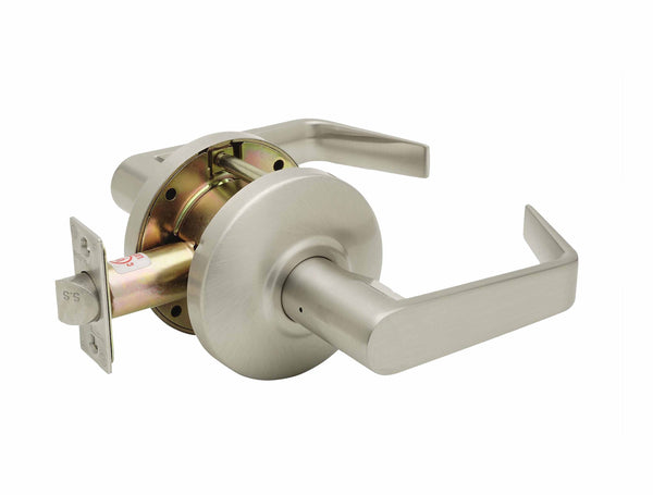 Commercial Non-Handed Grade 2 Security Passage Lever in Satin Stainless AL6220SS by Bulldog