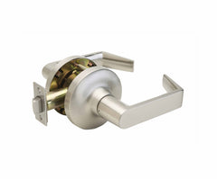 Commercial Non-Handed Grade 1 Security Passage Lever in Satin Stainless AL7220SS by Bulldog