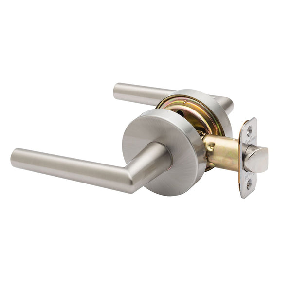 Modern Lever in Satin Stainless ML2220SS by Copper Creek