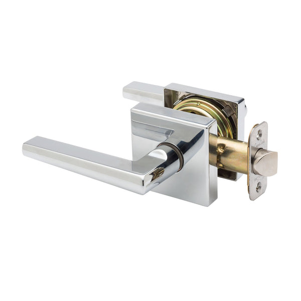 Verona Lever in Polished Stainless VL2220PS by Copper Creek
