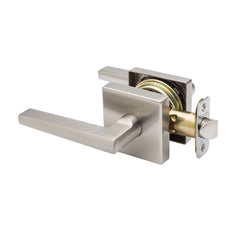 Verona Lever in Satin Stainless VL2220SS by Copper Creek