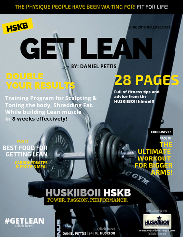 GET LEAN eBOOK