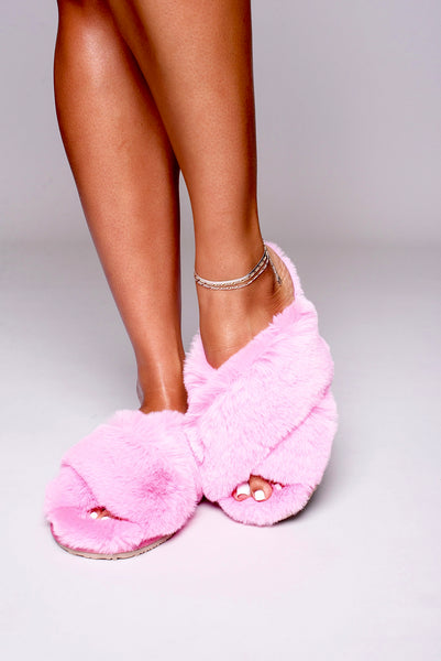 Fluff Slippers