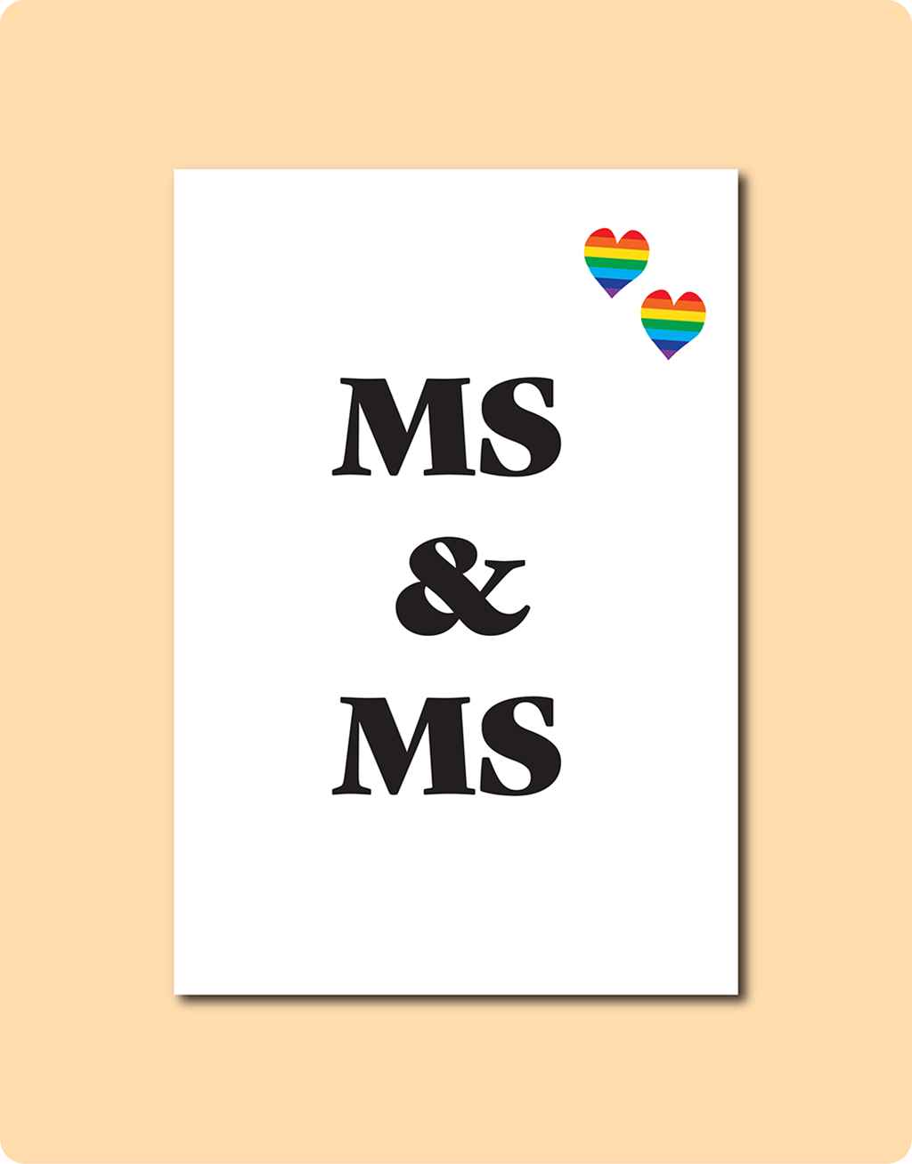 MS & MS Card