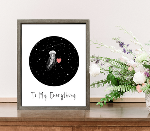 Everything Print by Courtney Peppernell - Digital Printable Download