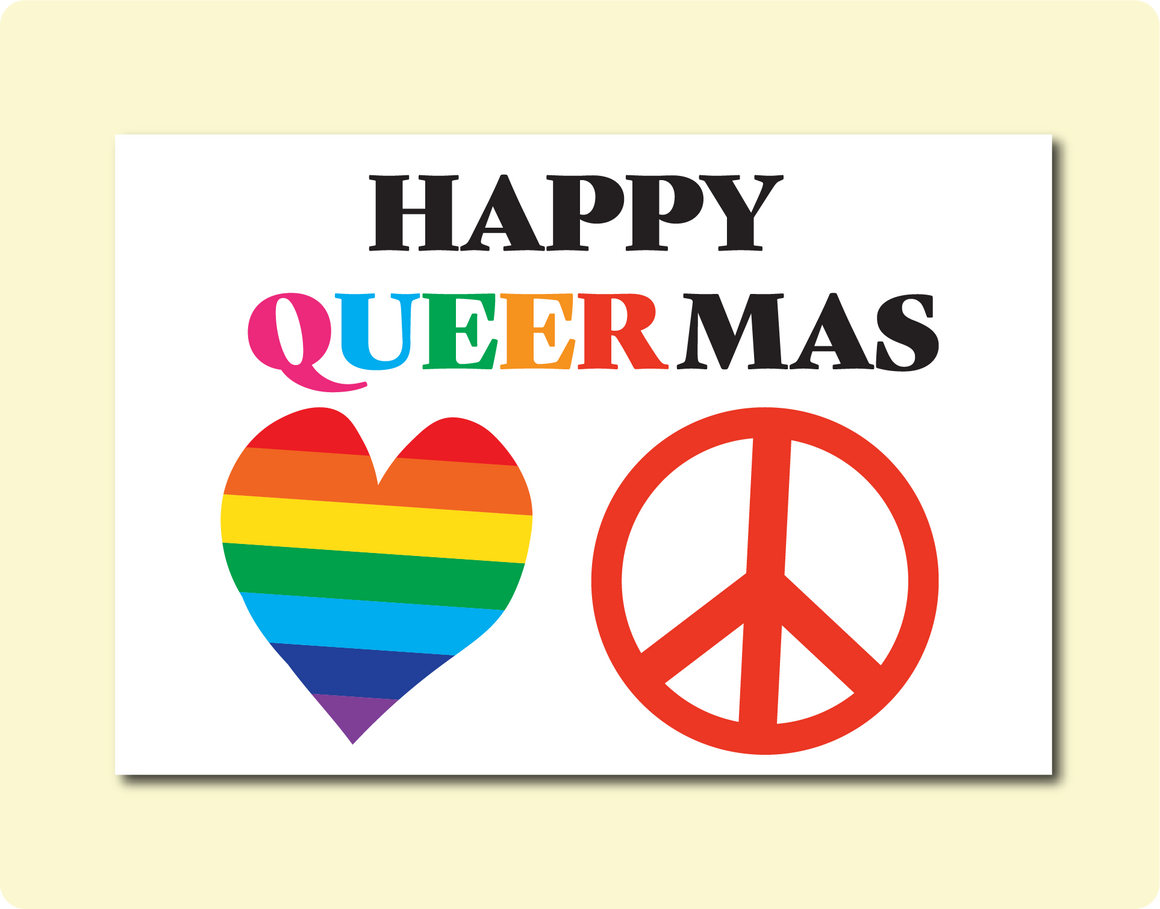 Happy QUEERmas