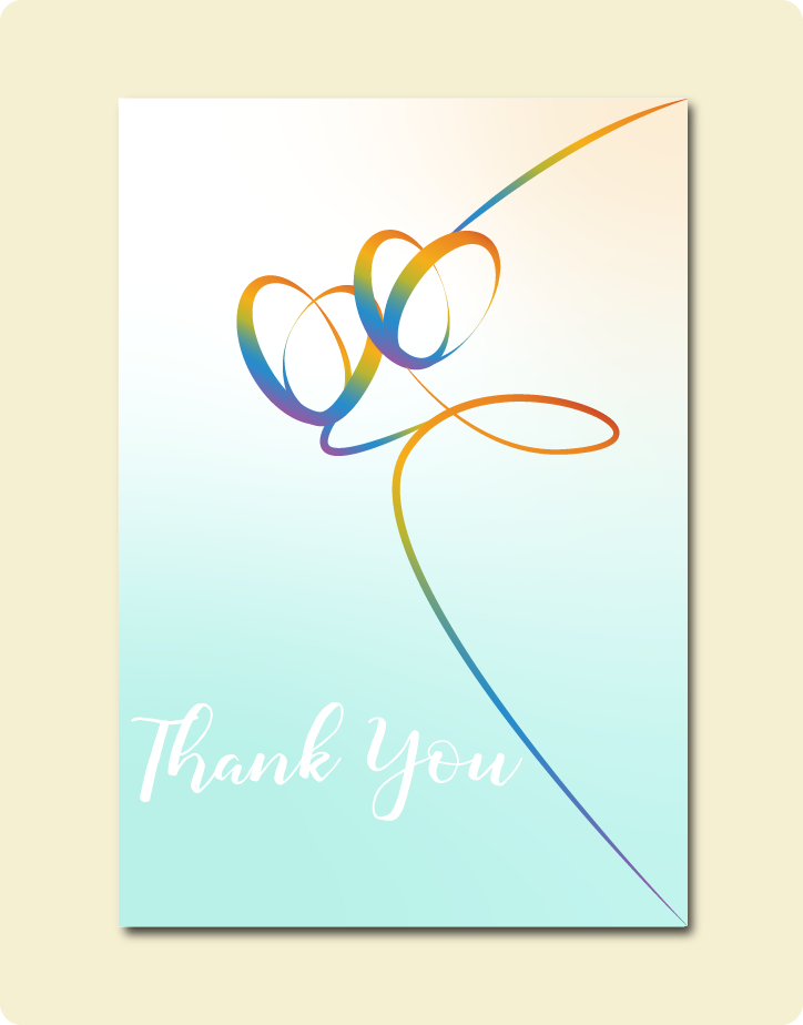Thank You Hearts Card ~ EEE Designs X TBP Collab