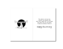 Load image into Gallery viewer, For The Love My Life Card ~ Courtney Peppernell X TBP Collab