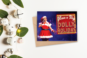 Have A Very Dolly Holiday Card