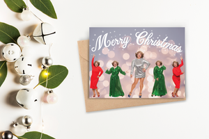 Merry Christmas Dolly Card
