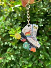 Load image into Gallery viewer, RollerSkate Key Ring