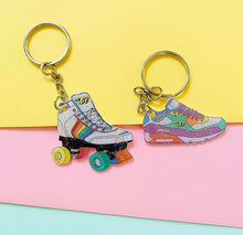 Load image into Gallery viewer, Sneaker Freak Key Ring