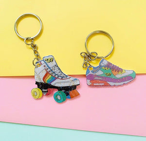 Sneaker Freak Key Ring