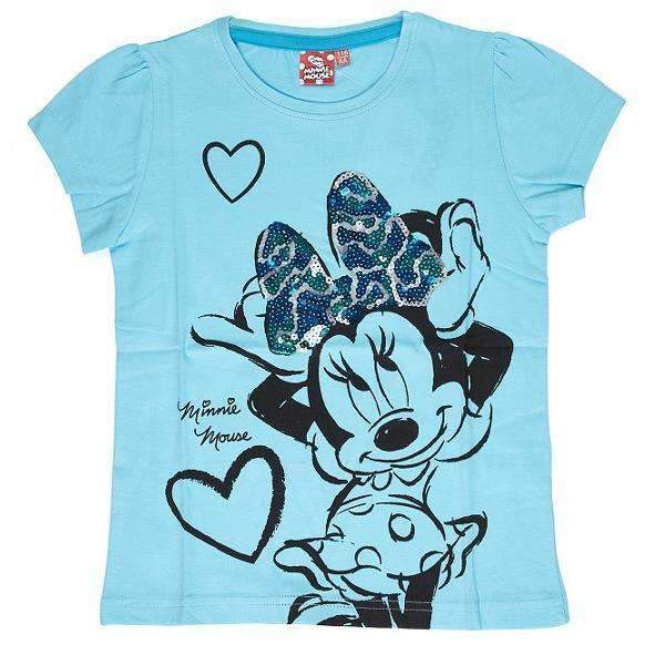 Tricou Minnie Mouse copii fete