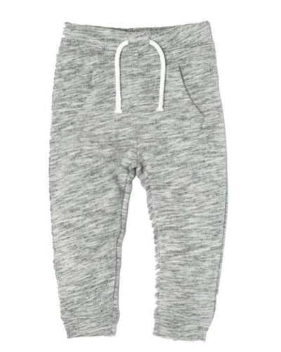 Pantaloni trening copii din fleece