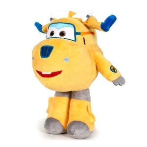 Super Wings Avion jucarie de plus, Donnie Super Wings, 20 cm