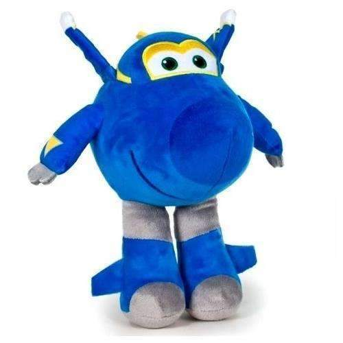 Super Wings Avion jucarie de plus, Jerome Super Wings, 20 cm
