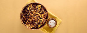 Black Rice Vegetable Keema Biryani