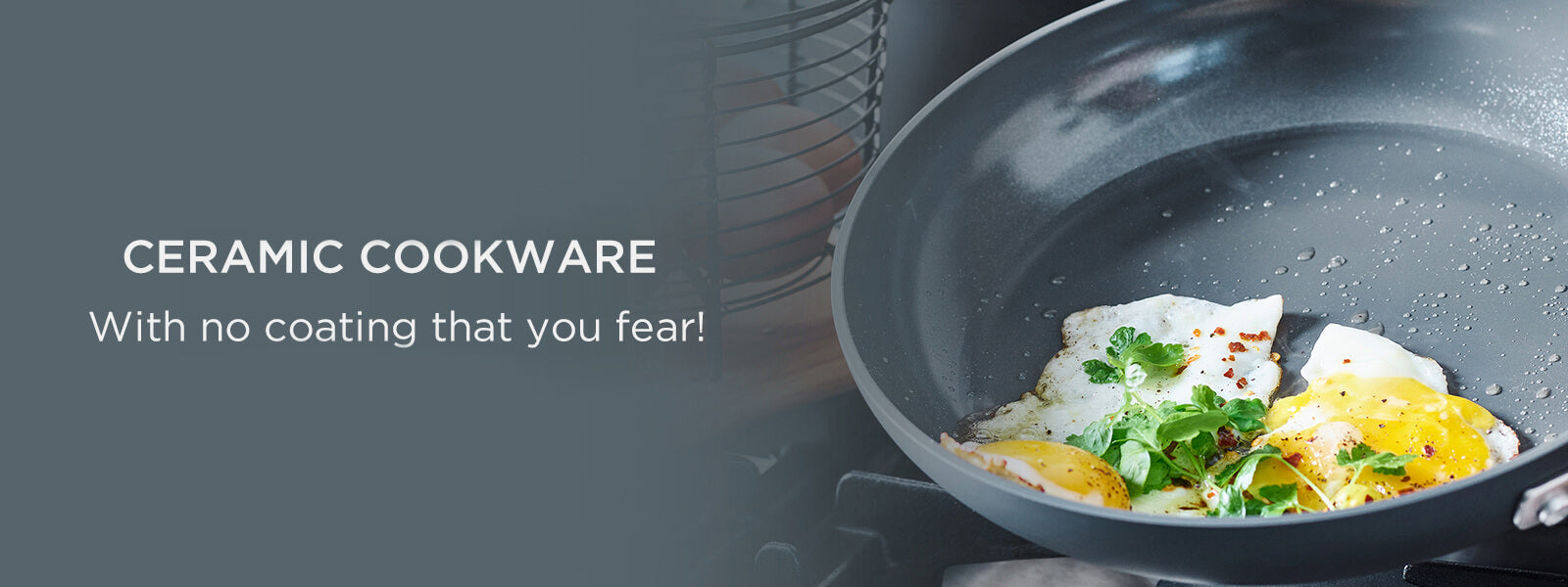 Does Ceramic Cookware have non-stick coating? Clearing your confusion!