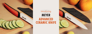 Ceramic Knife For Cutting-Edge Comfort & Precision!