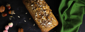 Banana Peanut Butter Bread