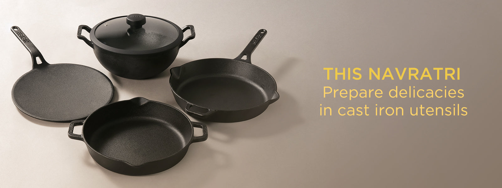 Best cookware to prepare Navratri fare