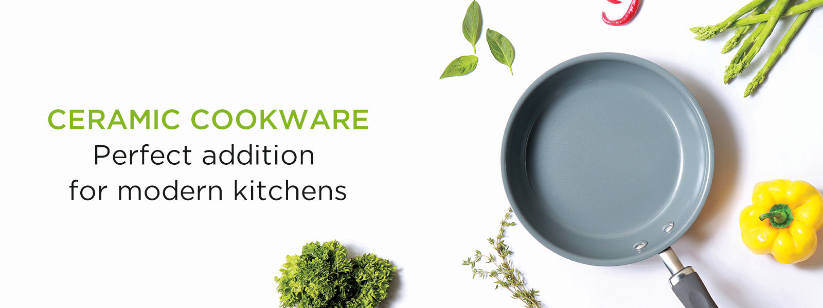 Ceramic cookware – worth the buy?  Here's exploring the surprising benefits of cooking in Ceramic Cookware