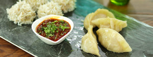 Chicken Momos 2 Ways